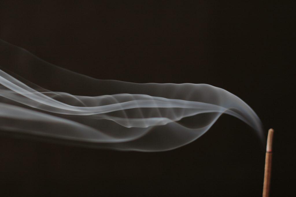 Burning Incense Sticks Part Ii Wisdom Products