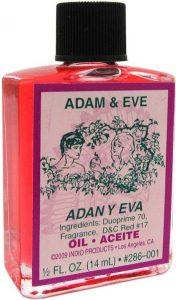 Indio Oil Adam & Eve