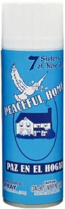 7 Sisters Aerosol Spray Peaceful Home