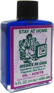 Indio Oil Stay At Home