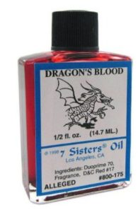 7 Sisters Oil Dragon's Blood
