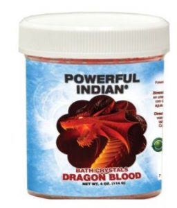 Indio Bath Crystals Dragon's Blood