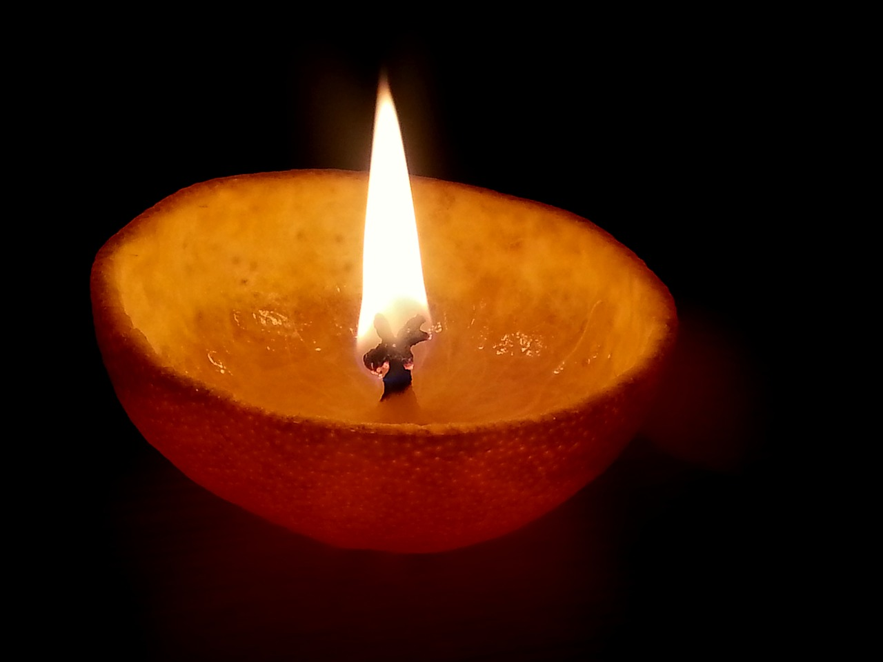 How Oil Lamps Are Used In Diffe