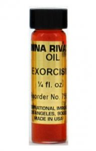 Anna Riva Oil Exorcism