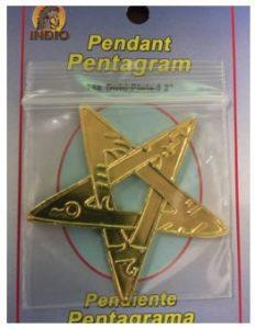 Pendant Pentagram