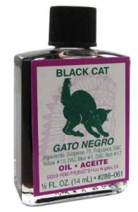 Indio Oil Black Cat