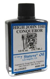 7 Sisters Oil High John The Conqueror
