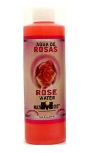 Multi Oro Rose Water