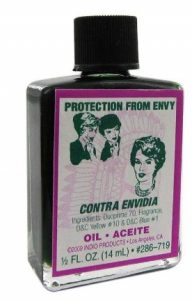 Indio Oil Protection From Envy