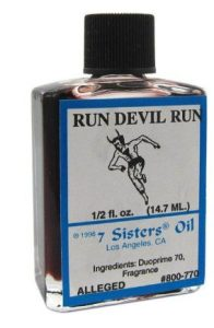 7 Sisters Oil Run Devil Run