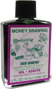 Indio Oil Money Drawing