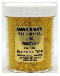 Anna Riva Bath Crystal Jinx Removing