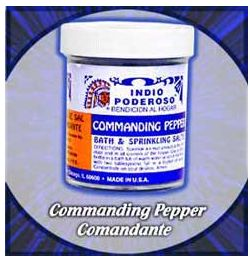Indio Bath Salts Commanding Pepper