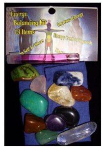 Chakra Healing Balancing Kit