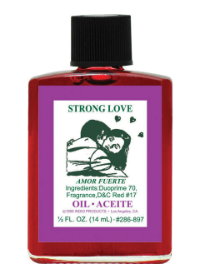 Indio Oil Strong Love